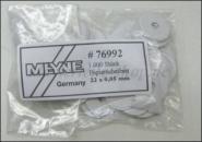 Шайба бумажная 22 х 0.05 мм 1.000 шт