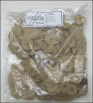 Шайба бумажная 22 х 0.50 мм 1.000 шт