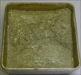 Бронзовый порошок под золото 100 гр