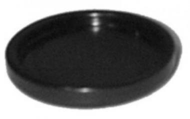 Подставка 70 мм Ø черная;
