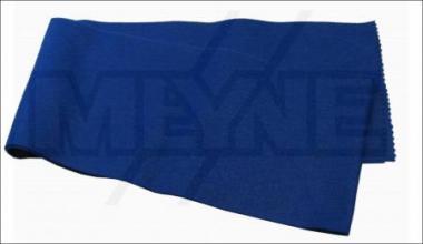 Клавишная дорожка 140 х 1220 мм синий