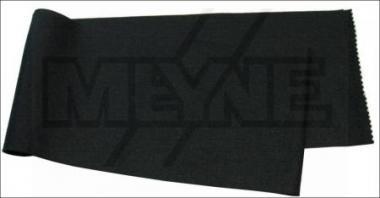 Клавишная дорожка 140 х 1220 мм черн.