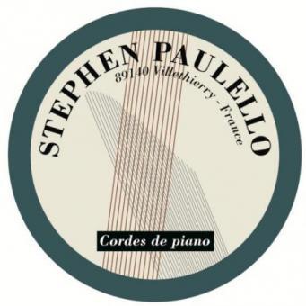 Струна (0,5кг) Paulello 0,775 тип 0 №13