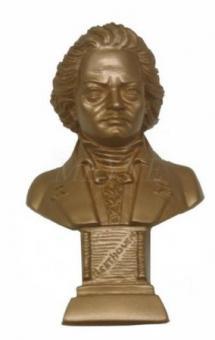 Бетховен (бюст) 12 см.
