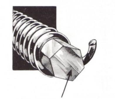 Струна (0,5 кг.) 0.675 мм № 11