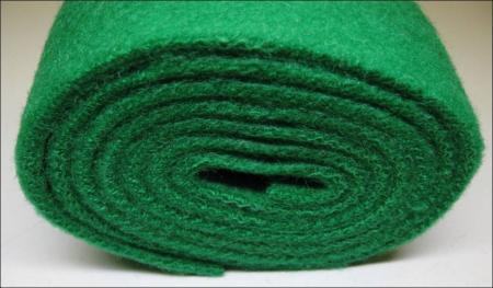 Сукно рулєйстіка зелен. 10 мм 1,30 м