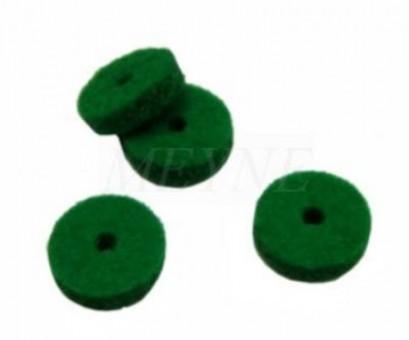 Друкшайби суконні 5 мм зелен.