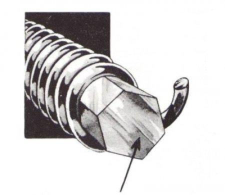 Струна (0,5 кг.) 0.825 мм № 14