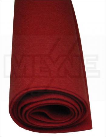 Войлок для механики красн. 1 мм 1,80м ширина