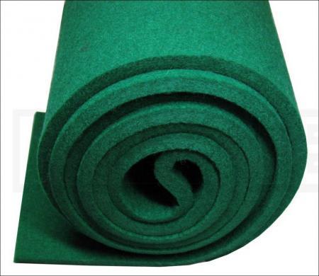 Фенгерный войлок зеленый 4 мм 1,40 м ширина