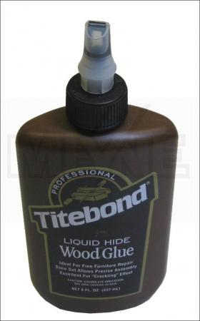 0,237 л. Клей Titebond® Liquid Hide Wood Glue