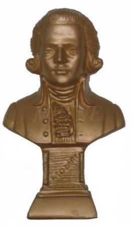 Моцарт (бюст) 12 см.